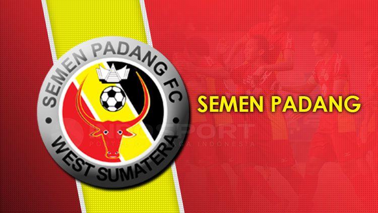 Logo Semen Padang. Copyright: © Grafis: Eli Suhaeli/INDOSPORT