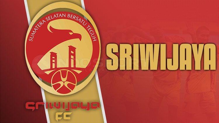Logo Sriwijaya FC. Copyright: © Grafis: Eli Suhaeli/INDOSPORT/Sriwijaya FC