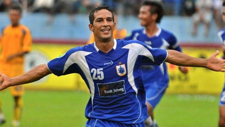 Addison Alves saat memperkuat PSIS Semarang. Copyright: © goal.com/Abi Yazid