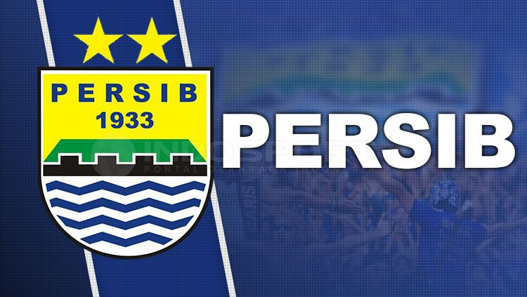 Logo klub Liga 1, Persib Bandung. Copyright: © Grafis: Eli Suhaeli/INDOSPORT/Simamaung