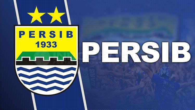 Logo Persib Bandung. Copyright: © Grafis: Eli Suhaeli/INDOSPORT/Simamaung