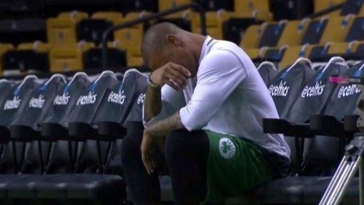 Penggawa Boston Celtics, Isaiah Thomas. Copyright: © awfulannouncing.com