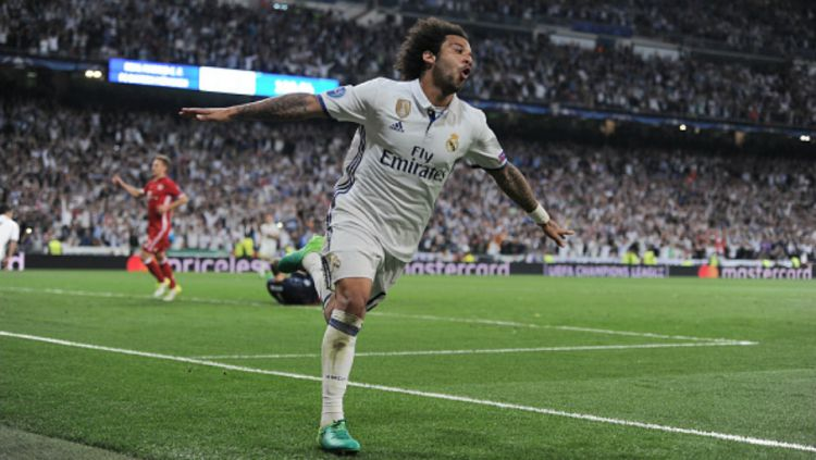 Marcelo. Copyright: © Denis Doyle - UEFA / Contributor / Getty Images