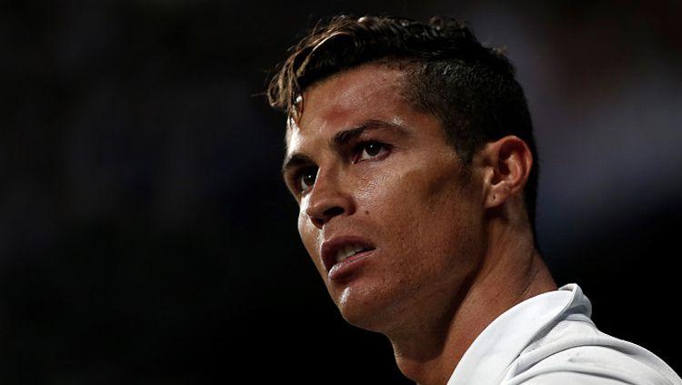 Megabintang Real Madrid, Cristiano Ronaldo. Copyright: © Burak Akbulut/Anadolu Agency/Getty Images