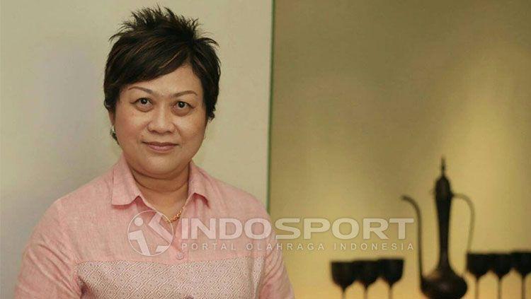 dr. Ratna Mustika menjadi salah satu agen pemain di Indonesia Copyright: © Muhammad Adiyaksa/Indosport
