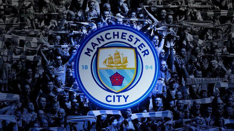 Logo Manchester City. Copyright: © Instagram/@cfmcfc