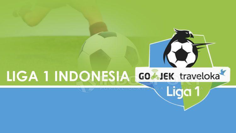 Logo Liga 1. Copyright: © Grafis: Eli Suhaeli/INDOSPORT/Liga 1