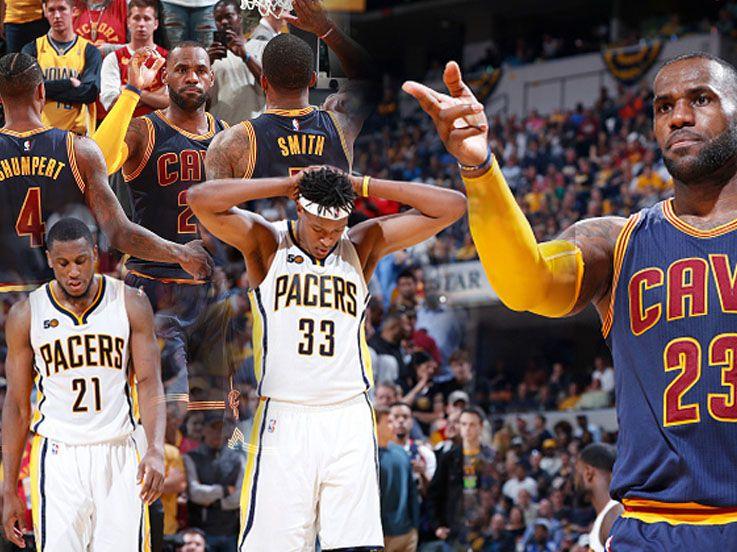 Play-off NBA: Cavaliers Melangkah ke Semifinal
