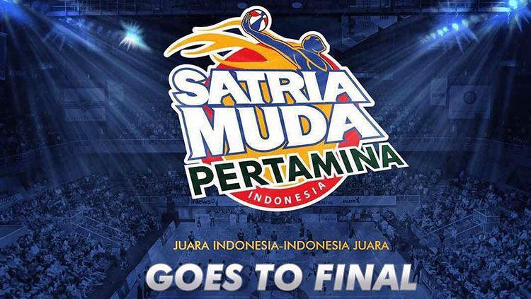 Logo Satria Muda Pertamina. Copyright: © Twitter Satria Muda