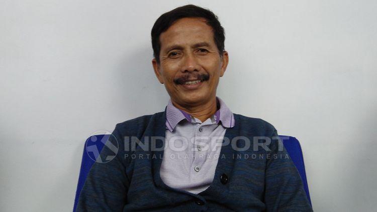 Djajang Nurdjaman. Copyright: © Muhammad Ginanjar/Indosport