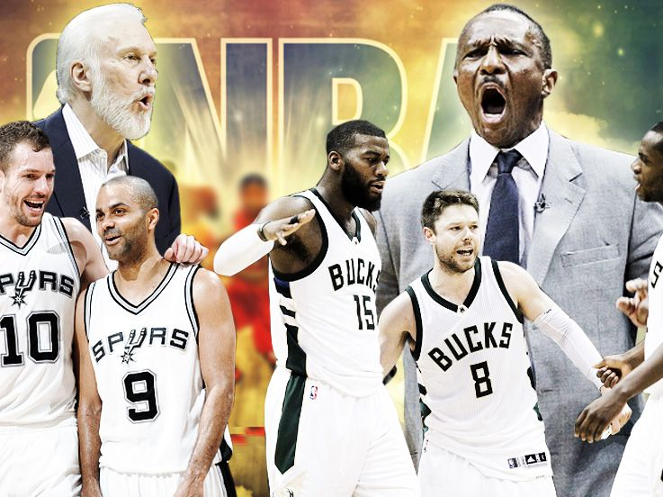 Play-off NBA: Toronto dan Spurs ke Semifinal
