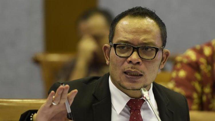 Menteri Tenaga Kerja, Muhammad Hanif Dhakiri. Copyright: © elshinta.com