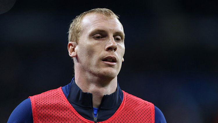 Bek Barcelona, Jeremy Mathieu. Copyright: © Jean Catuffe/Getty Images
