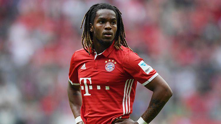 Renato Sanches, gelandang serang Bayern Munchen. Copyright: © Matthias Hangst/Bongarts/Getty Images