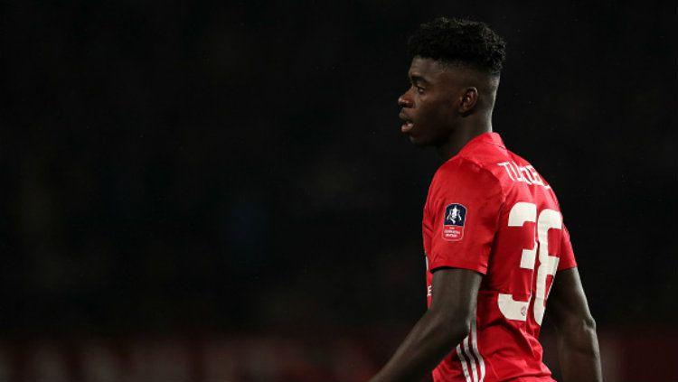 Tergusur Varane, Calon Kapten Masa Depan Manchester United Putuskan Hengkang Permanen. Copyright: © Matthew Ashton - AMA/Getty Images
