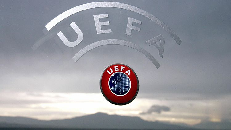 Logo UEFA. Copyright: © SkySports