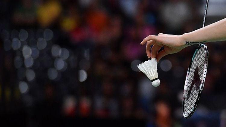 Selama digelarnya turnamen Denmark Open, rupa-rupanya hanya ada dua pebulutangkis tunggal putri Indonesia yang mampu naik di podium tertinggi Negeri Eropa. Copyright: © BEN STANSALL/AFP/Getty Images