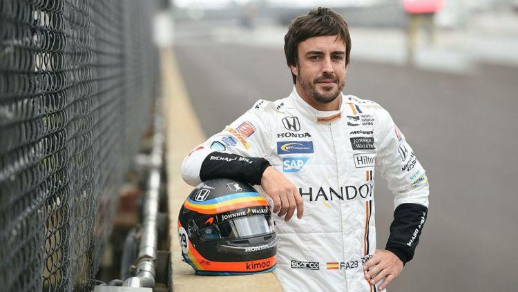Fernando Alonso, mantan pembalap Formula 1. Copyright: © wtf1.com