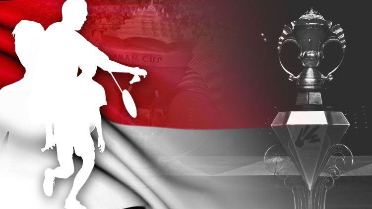 Korea pun akan menghadapi Tahiti di hari kedua penyisihan Grup B Piala Sudirman 2021. Copyright: © Grafis: Eli Suhaeli/Yuhariyanto/INDOSPORT
