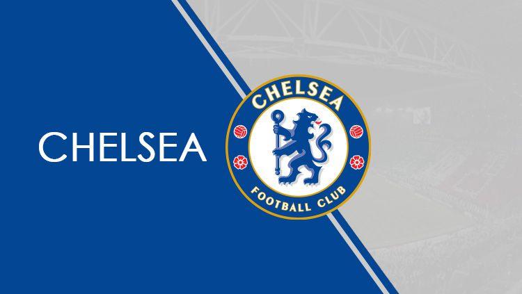 Logo Chelsea. Copyright: © Grafis: Eli Suhaeli/INDOSPORT/Wikipedia