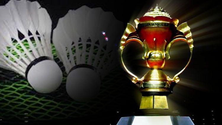 Piala Sudirman. Copyright: © INDOSPORT/Istimewa