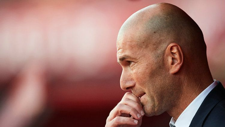 Zinedine Zidane berkembang sebagai pemain sepak bola ketika membela klub Liga Italia, Juventus. Copyright: © Aitor Alcalde/Getty Images