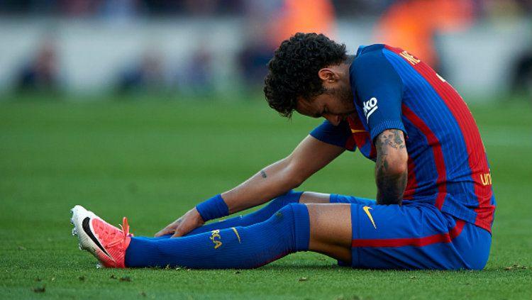 Bintang Barcelona, Neymar. Copyright: © fotopress/Getty Images