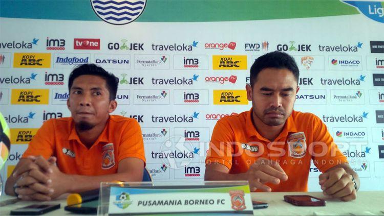 Ponaryo Astaman (Borneo FC) Copyright: Muhammad Ginanjar/Indosport