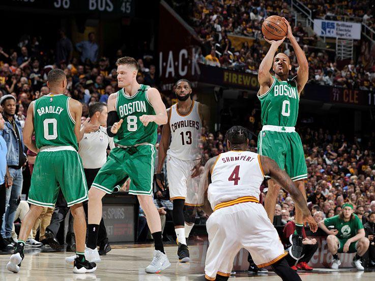 (VIDEO) Mengejutkan, Celtics Bungkam Cavaliers di Game 3
