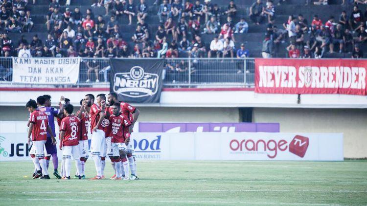 Skuat Bali United. Copyright: © baliunited.com