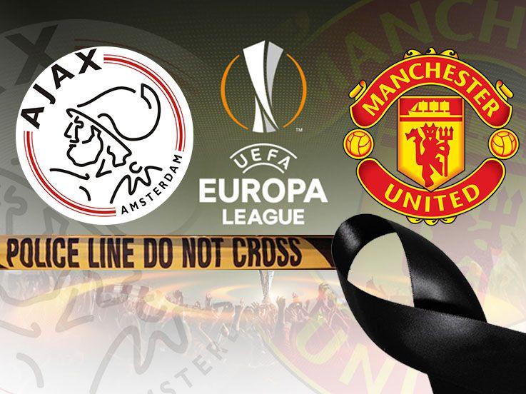 Pita Hitam dan Mengheningkan Cipta di Final Liga Europa