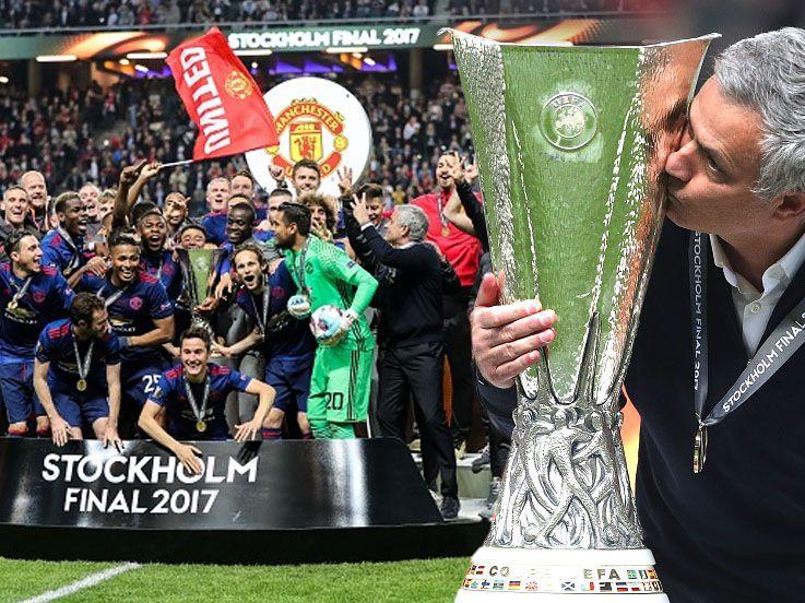 10 Rekor Baru Usai Man United Juara Liga Europa 2016/17