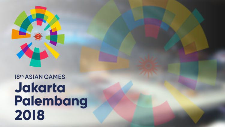 Logo Asian Games 2018. Copyright: © INDOSPORT/Asian Games 2018