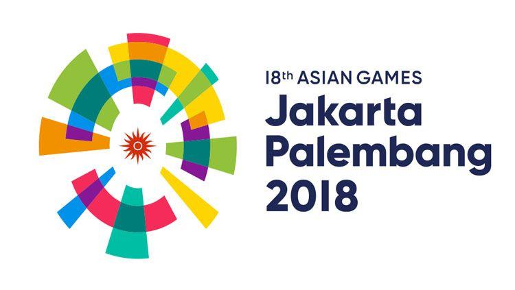Logo Asian Games 2018. Copyright: © INDOSPORT/Asian Games 2018