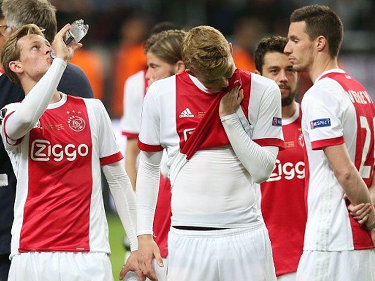 Gagal Juara Liga Europa, Ajax Tetap Ukir 7 Fakta Istimewa