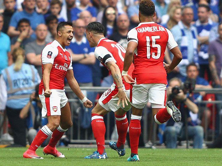 Arsenal 2-1 Chelsea: The Gunners Batal Puasa Gelar