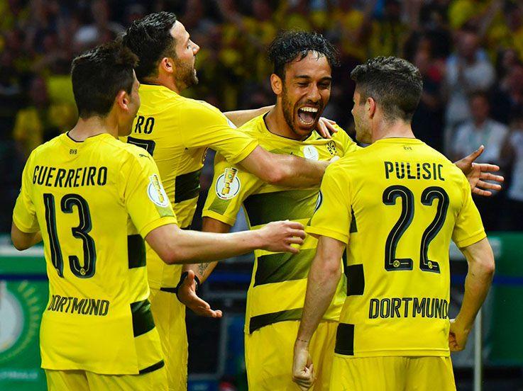 Frankfurt 1-2 Dortmund: Gelar Keempat Die Borussen