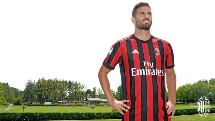 Mateo Musacchio, AC Milan. Copyright: © Twitter AC Milan