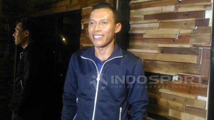 Jajang Sukmara (Persib Bandung) Copyright: © Zainal Hasan/Indosport