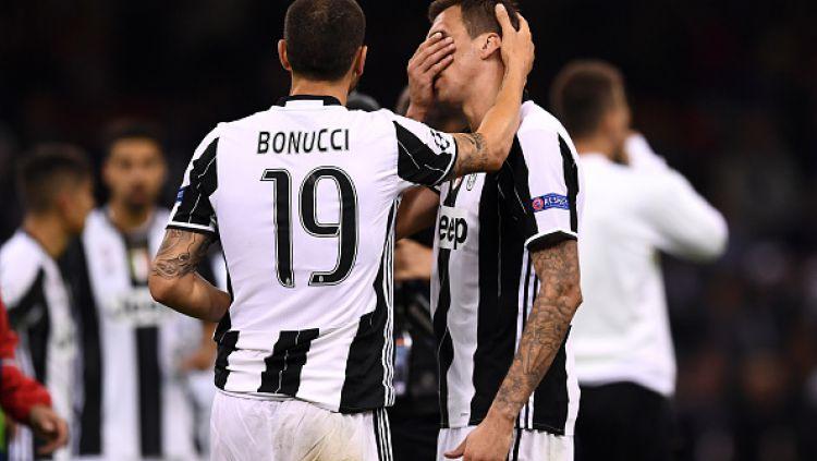 Bek anyar AC Milan, Leonardo Bonucci. Copyright: © Twitter@MilanEye