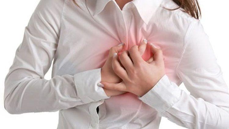 Serangan Jantung. Copyright: © mongolcom.mn