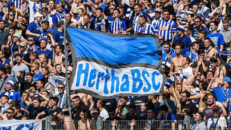 Berikut tersaji jadwal pertandingan sepak bola Bundesliga Jerman 2020-2021 hari ini, dimana Derbi Berlin siap menggelora antara Hertha Berlin vs Union Berlin. Copyright: © Getty Images