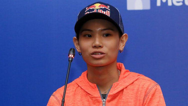 Tunggal putri Taiwan, Tai Tzu Ying. Copyright: © HUMAS PBSI