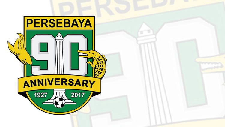 Logo Persebaya Surabaya. Copyright: © Official Persebaya for Media