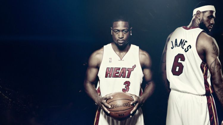 Dynamic duo di NBA. Copyright: © Youtube/R34L35TxPrInC3