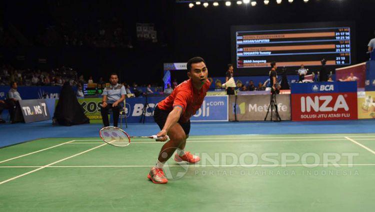 Tommy Sugiarto Copyright: © Herry Ibrahim/Indosport