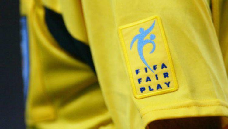 FIFA Fairplay. Copyright: © Gunnar Berning/Bongarts/Getty Images