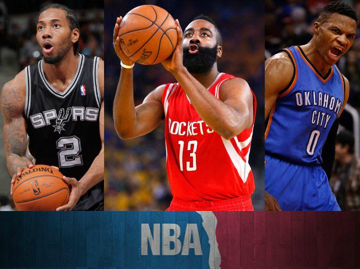(VIDEO) Profil 3 Kandidat Most Valuable Player NBA 2017