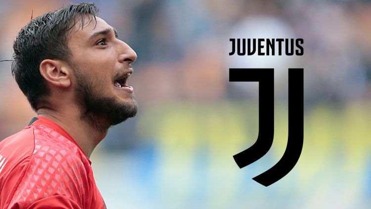 Gianluigi Donnarumma sempat diincar oleh Juventus. Copyright: © Getty Images