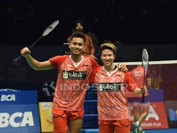 Owi/Butet Akhiri Dahaga Gelar Juara Indonesia Open